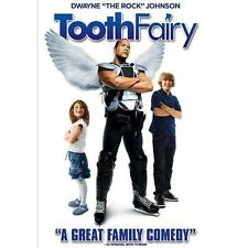 Tooth Fairy 0024543662754 With Dwayne Johnson DVD Region 1