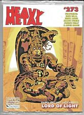 Heavy Metal #273 Cmicspro 2015 Limited Edition (500) Factory Sealed 1977 Series