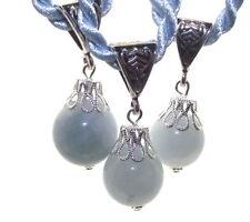 Aquamarine Gemstone Costume Necklaces & Pendants