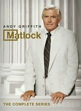 Matlock: The Complete Series - 52 DISC SET (2015, DVD NEW)