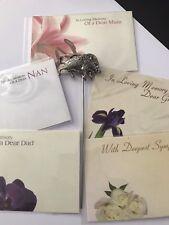 A68 Wild Boar Memorial Graveside Stake Funeral Mum Nan Dad Friend Garden