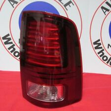 Dodge Ram Right Passenger Rear LED Black Trim Tail Lamp Tail Light NEW OEM MOPAR