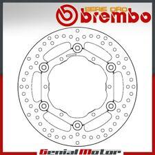 Disco de Freno Flotante Brembo Serie Oro Delantero por Suzuki Rm 125 2000 > 2009