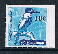 Norfolk Is 2002 Nuffka (Kingfisher) Booklet stamp SG 783 MNH