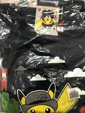 Pokemon Center London City Pikachu T-shirt XL Adult - New with tags