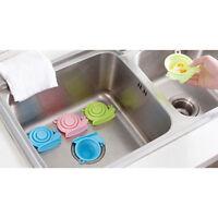 Kitchen Drain Hair Catcher Stopper Sink Bathtub Floor Strainer Plug Filter S