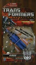 NEW SEALED Transformers Generations Decepticon DIRGE Deluxe MOSC