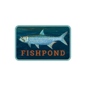 Fishpond Silver King Sticker