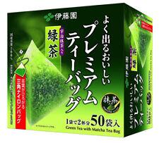 ☀Itoen Ryokucha Green Tea Matcha Blend Premium Bag Ocha