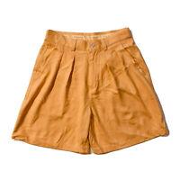 Tommy Bahama Women's Size 6 100% Silk Walking Dress Shorts High Rise Pockets EUC