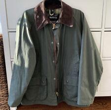 Men's Barbour Bedale Sage Green Size 40 A320