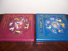 Easton Press DISNEY'S STORYBOOK COLLECTION 2 vols
