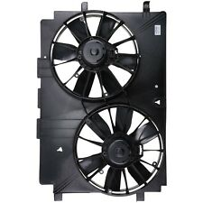Dual Radiator and Condenser Fan Assembly VDO FA70453