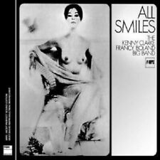 """CLARKE BOLAND BIG BAND """"ALL SMILES"""" CD NEW"""