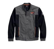 Harley-DavidsonMen's Screamin' Eagle Jacke Gr. XXL - Grau Schwarz, Herren