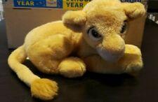"Disney Store Young Nala 14"" Plush The Lion King Stuffed Animal"