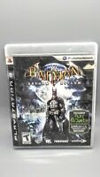 Batman: Arkham Asylum (Sony Playstation 3) *Complete*
