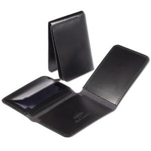 LWC2 Deluxe Leather Warrant Card/ ID Holder Police