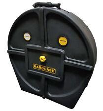 """Hardcase HN9CYM22 Becken-Trolley 22"""" Cymbal Case für 9 Becken"""