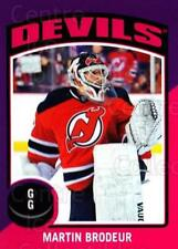 2014-15 O-Pee-Chee Stickers #4 Martin Brodeur