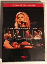 Alison Krauss & Union Station Live - Special Edition (2-DVD)