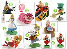 Alicia en el país de las maravillas-Choco Fiesta Mini Figuras de juguete de la cápsula por Tomy