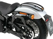 Harley-Davidson pour Street Bob Sacoche W/Fixation Kit Street Softbags
