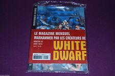 WARHAMMER VISIONS 07 - Aout 2014 - White Dwarf Warhammer 40000 40k - Neuf