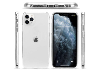 Ultra Slim Shockproof Bumper 360 Silicone Case Cover for Apple iPhone 11 Pro Max