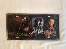 Metal Tin Sign bob marley plaque Decor Bar Pub Home Vintage Retro Poster Cafe