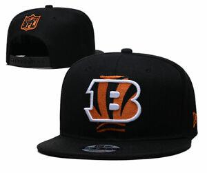 Cincinnati Bengals #7.28 NFL CAP HAT New Era 59Fifty Snapback