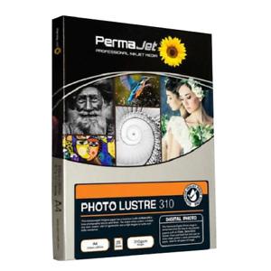 PermaJet Photo Lustre 310 - A4 Photo Paper : 25 Sheets