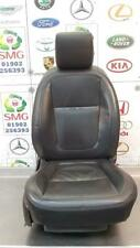 JAGUAR XF-S X250 3.0 TDV6 DRIVERS SIDE FRONT LEATHER SEAT & AIRBAG