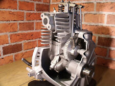 More details for cutaway, sectioned, display engine, 4 stroke, ohv. stationary, teaching engine.