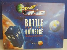 VINTAGE complete BOXED DR DOCTOR WHO battle for the universe BOARD GAME 1989 X92