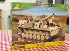 Cobi 2528 Sturmpanzer II Used All Pcs+Minifigure+Manual+Box