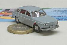 Wiking  46-3a  VW 411  h'blaugrau