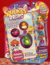 Squinkies 'Do Drops Starter Pack Bundle Season 1 MOC