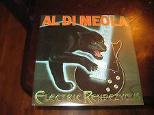 Al Dimeola; Electric Rendezvous  on lp
