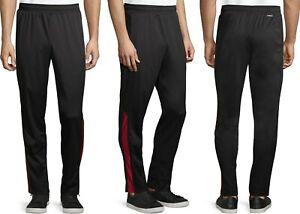 Athletic Works Driworks Black Track Pants Size Large (36-38) New