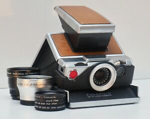 Polaroid SX-70 37mm Filter/Lens Adapter | SX-37