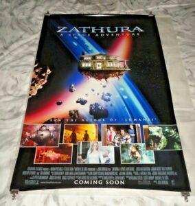 Zathura A Space Adventure Original US One Sheet Movie Cinema Poster 2005