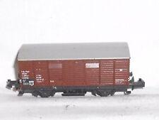 (27/18)Güterwagen,geschlossen, 2achs.,der DB Ep.3/4,Mtx/Fl,Arn,o.OVP,TOP Zustand