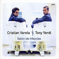VARIOUS ARTISTS - SALON DE MEZCLAS NEW CD