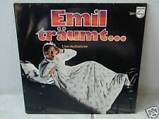 """***EMIL STEINBERGER""""EMIL TRÄUMT...""""-Live-12""""Inch LP***"""