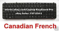 HP Pavilion dv9000 dv9200 dv9500 dv9700 dv9800 Keyboard Clavier Canadian French