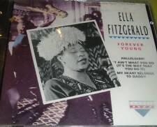Ella Fitzgerald Forever Young CD EX+ 1992 16 Tracks Hallelujah