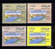 IRAQ 1978 Althathar Euphates Dam O332 Official Set  MNH