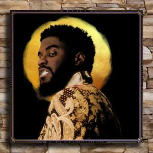 X491 Big K.R.I.T. 4eva Is A Mighty Long Time Rap 2020 Mixtape Poster 32 24x24