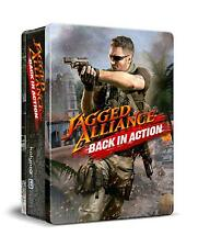 Jagged Alliance Back In Action Special Edition PC DVD Rom Box Klassiker NEU OVP
